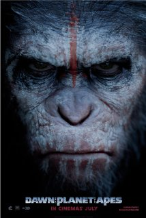 Dawn of the Planet of the Apes [PG-13