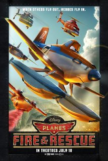 Planes 2: Fire & Rescue [PG]