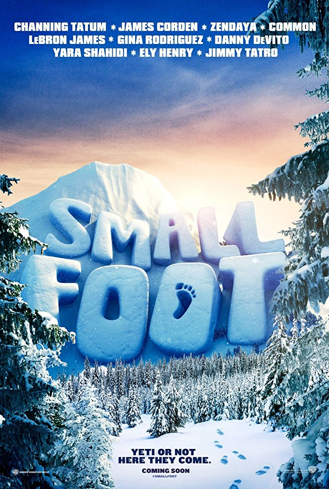 Movie Poster: Smallfoot