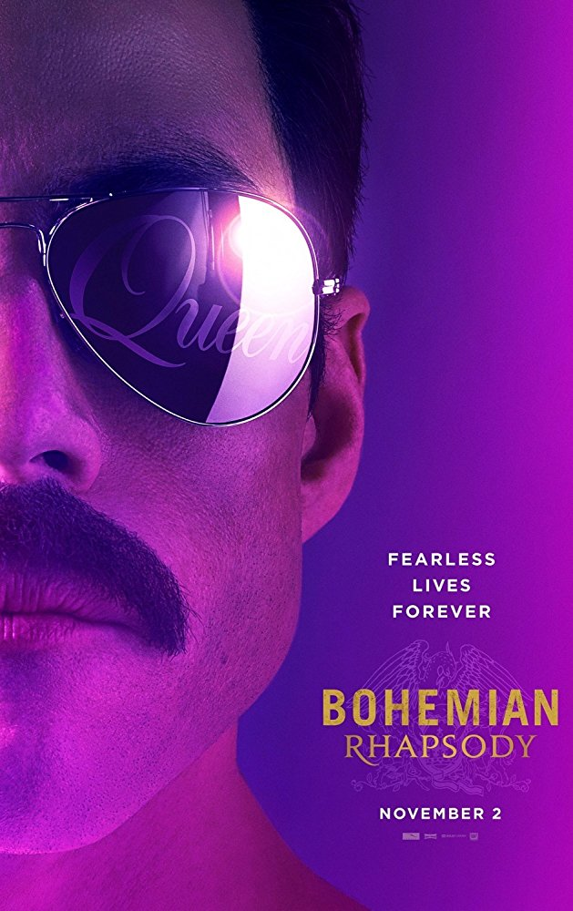 Movie Poster: Bohemian Rhapsody