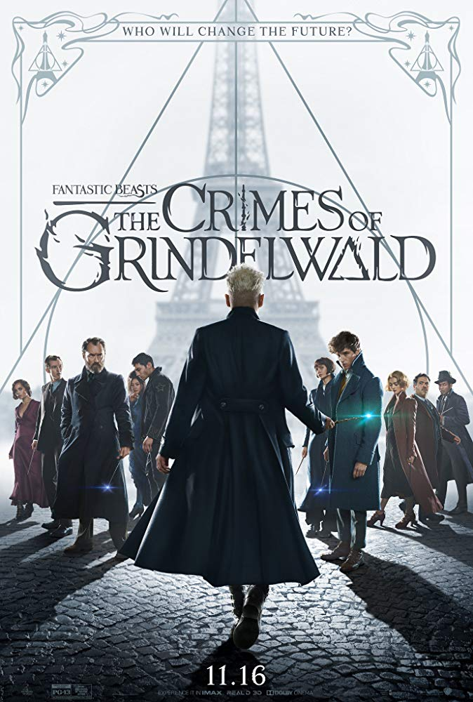 Movie Poster: Fantastic Beasts: The Crimes of Grindelwald