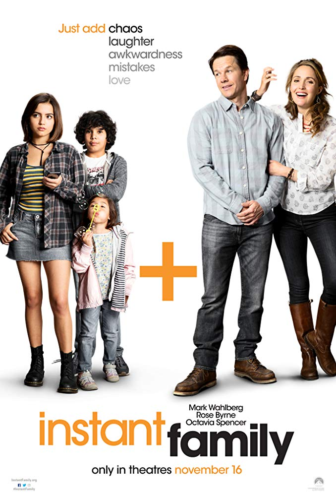 Movie Poster: Instant Family