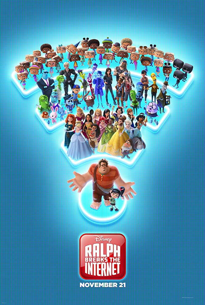 Movie Poster: Ralph Breaks the Internet