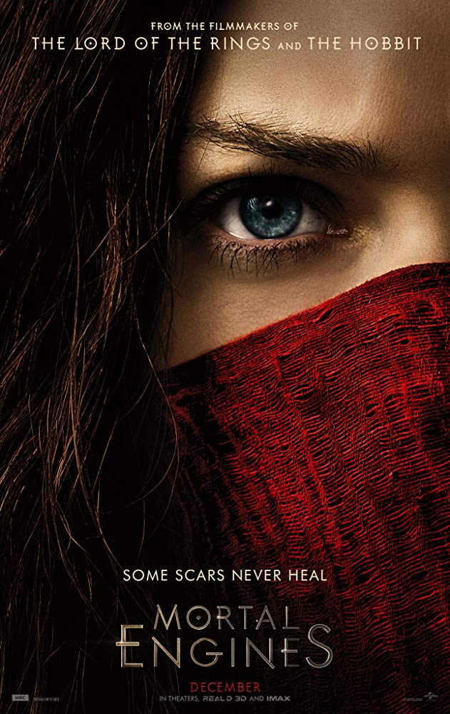 Movie Poster: Mortal Engines