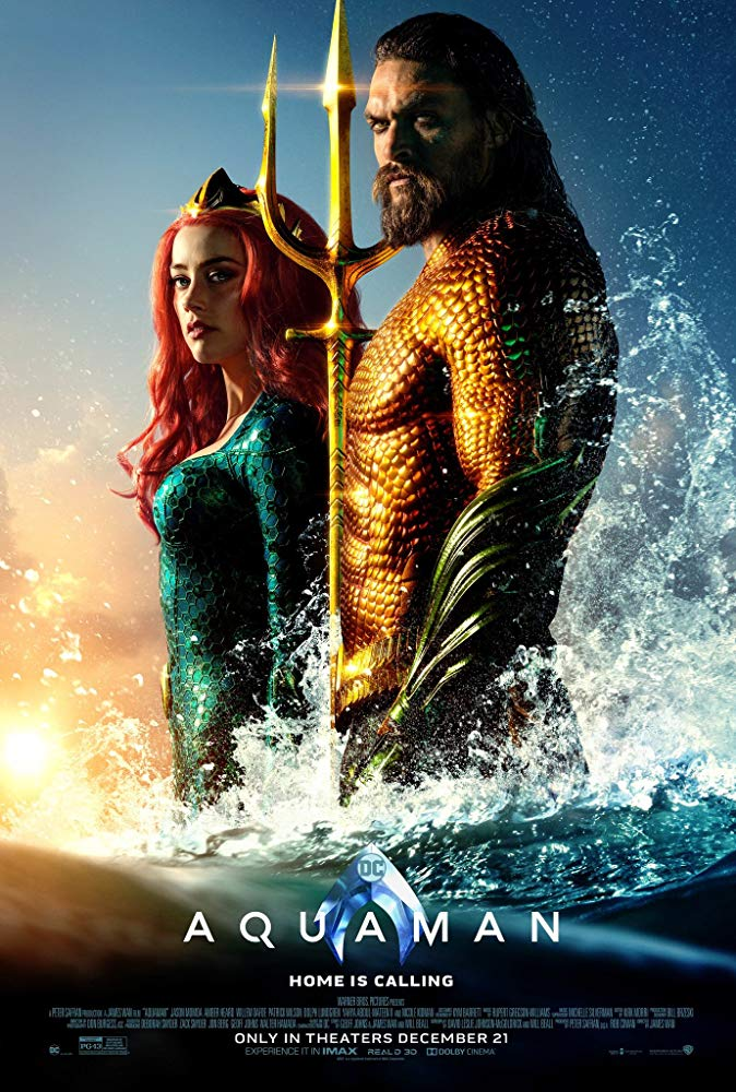Movie Poster: Aquaman