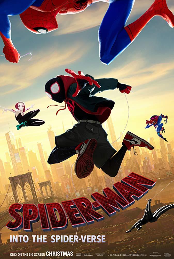 Movie Poster: Spider-Man: Into the Spider-Verse