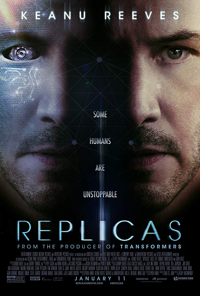 Movie Poster: Replicas